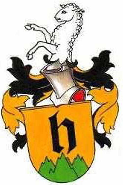 Huber Wappen Trippstadt
