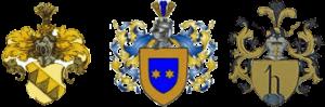 Huber Famienwappen 1132 1520 1813